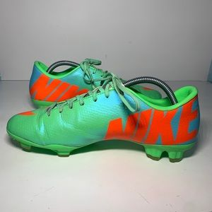 Nike Mercurial Victory IV FG 555613-380 SR cleats